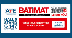 ATE au salon Batimat 2019