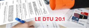 Nouveau DTU 20.1 drainage