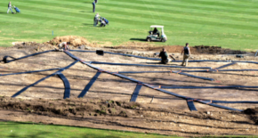 DRAINAGE OF SPORTS GROUNDS